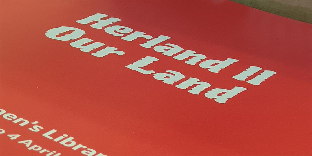 Herland II Catalogue